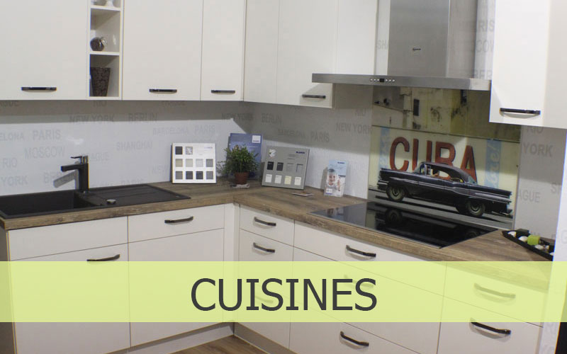 Cuisines - Küchen und Bäder Center Rastatt